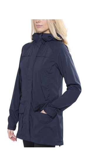 Bergans Lunde Jacket Lady midnight blue